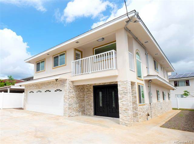 1016 Noble Lane, Honolulu, HI 96817 (MLS #202027824) :: LUVA Real Estate