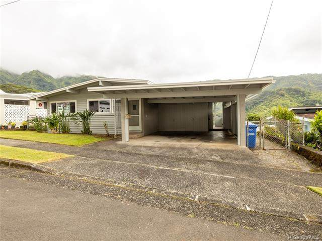 3725 Kumulani Place, Honolulu, HI 96822 (MLS #202027964) :: Keller Williams Honolulu