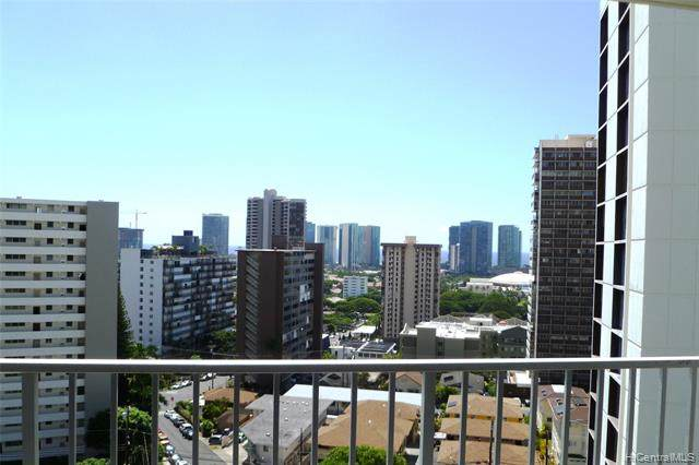 927 Prospect Street #601, Honolulu, HI 96822 (MLS #202028049) :: Keller Williams Honolulu
