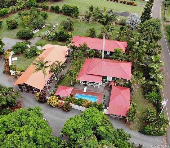 7461 Kamehameha V Highway, Kaunakakai, HI 96748 (MLS #202028060) :: Weaver Hawaii | Keller Williams Honolulu