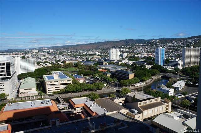 60 N Beretania Street #2204, Honolulu, HI 96817 (MLS #202028139) :: Hawai'i Life