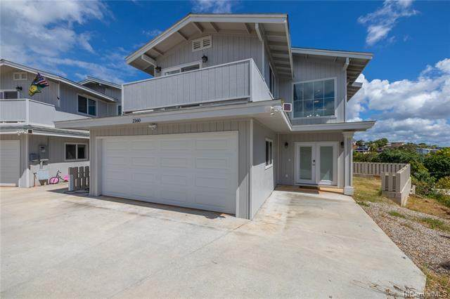 2160 Awikiwiki Place, Pearl City, HI 96782 (MLS #202028168) :: Corcoran Pacific Properties