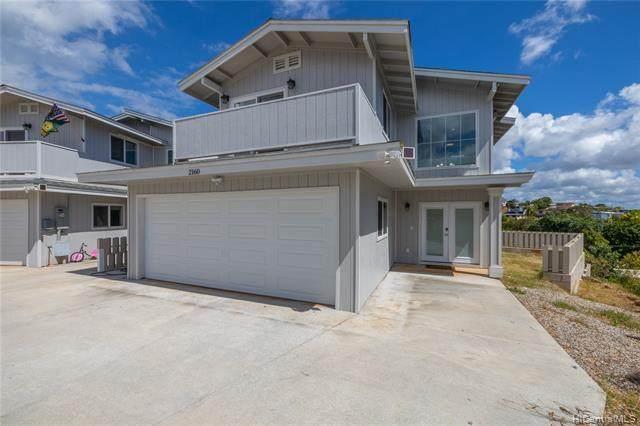2160 Awikiwiki Place, Pearl City, HI 96782 (MLS #202028168) :: LUVA Real Estate