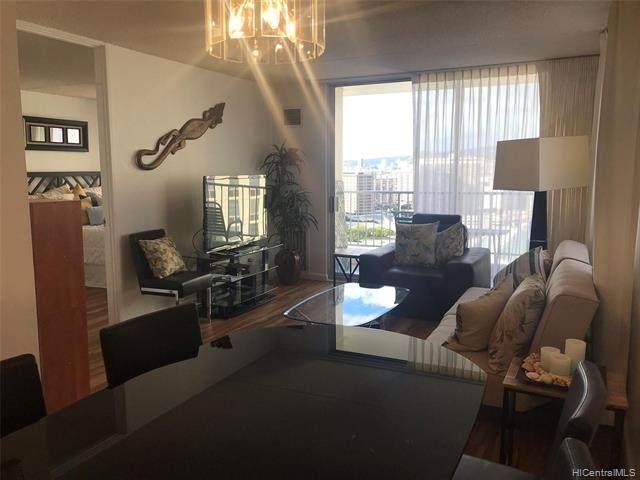 400 Hobron Lane #2614, Honolulu, HI 96815 (MLS #202028223) :: LUVA Real Estate