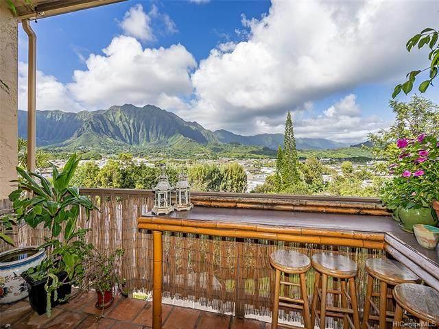 46-034 Puulena Street #725, Kaneohe, HI 96744 (MLS #202028389) :: Keller Williams Honolulu