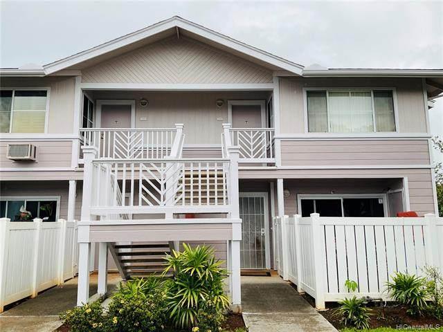 95-1059 Kaapeha Street #144, Mililani, HI 96789 (MLS #202028400) :: The Ihara Team