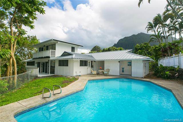 46-387 Hololio Street, Kaneohe, HI 96744 (MLS #202028536) :: Keller Williams Honolulu