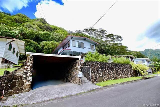 3458 Keahi Place, Honolulu, HI 96822 (MLS #202028591) :: The Ihara Team