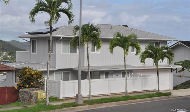 1356 Aupapaohe Street, Kailua, HI 96734 (MLS #202028601) :: Keller Williams Honolulu