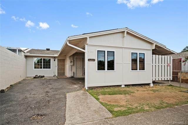 41-535 Inoaole Street, Waimanalo, HI 96795 (MLS #202028774) :: The Ihara Team