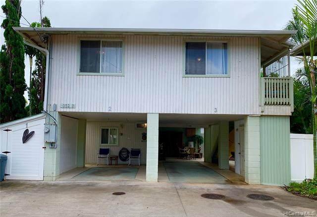 68-052 Akule Street B, Waialua, HI 96791 (MLS #202028911) :: Keller Williams Honolulu