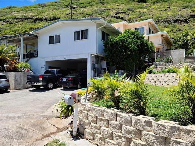 516 Pepeekeo Place, Honolulu, HI 96825 (MLS #202029002) :: Keller Williams Honolulu