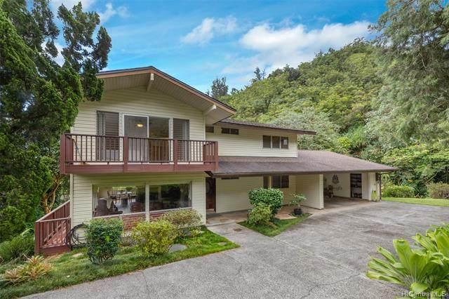47-633 Uakea Place, Kaneohe, HI 96744 (MLS #202029061) :: Keller Williams Honolulu