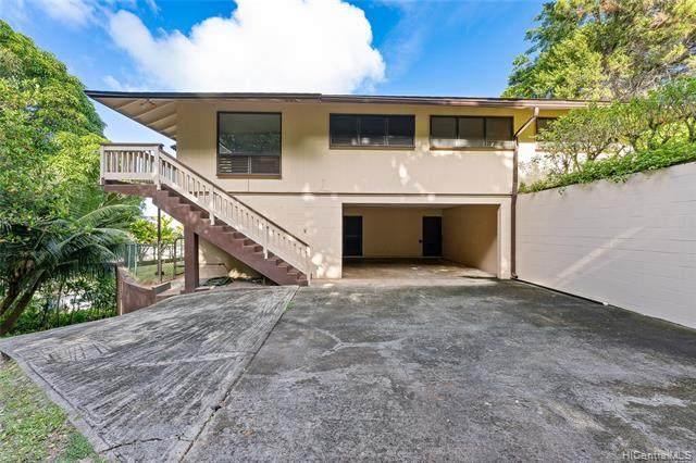 45-622 Keaahala Road, Kaneohe, HI 96744 (MLS #202029076) :: LUVA Real Estate