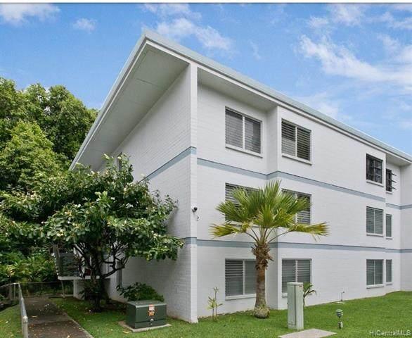 45-535 Luluku Road E6, Kaneohe, HI 96744 (MLS #202029206) :: LUVA Real Estate