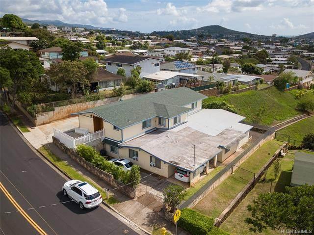 Address Not Published, Aiea, HI 96701 (MLS #202029335) :: Corcoran Pacific Properties