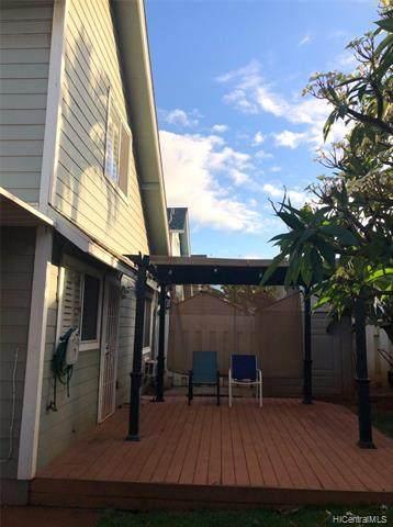 91-226 Leleoi Place #20, Ewa Beach, HI 96706 (MLS #202029579) :: Keller Williams Honolulu