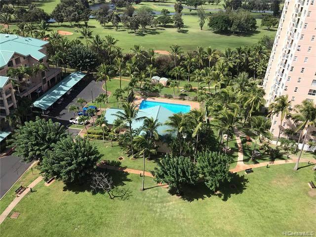 3009 Ala Makahala Place #1507, Honolulu, HI 96818 (MLS #202029645) :: Keller Williams Honolulu