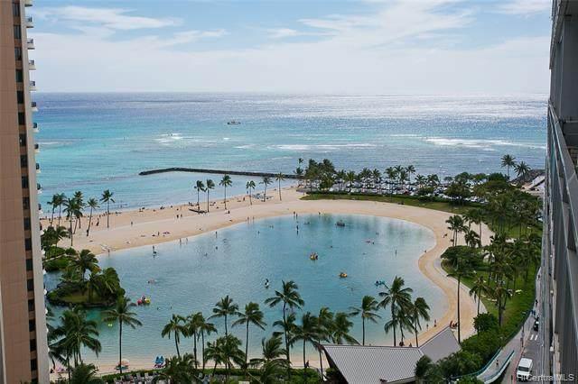1777 Ala Moana Boulevard #1732, Honolulu, HI 96815 (MLS #202030005) :: The Ihara Team