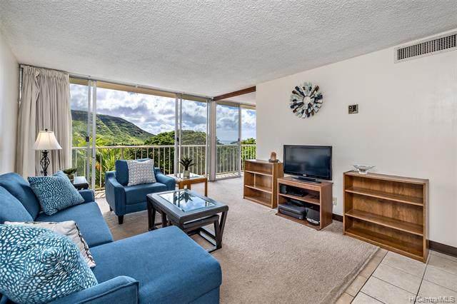 84-710 Kili Drive #615, Waianae, HI 96792 (MLS #202030025) :: LUVA Real Estate