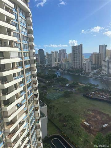 2333 Kapiolani Boulevard #2916, Honolulu, HI 96826 (MLS #202030133) :: Keller Williams Honolulu