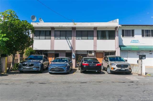 912 Gulick Avenue, Honolulu, HI 96819 (MLS #202031882) :: Keller Williams Honolulu