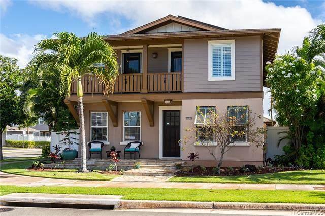 91-1001 Waiinu Street, Ewa Beach, HI 96706 (MLS #202031989) :: Barnes Hawaii