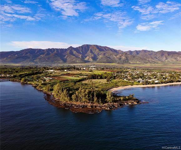 67-221 Waialua Beach Road, Waialua, HI 96791 (MLS #202032358) :: Corcoran Pacific Properties