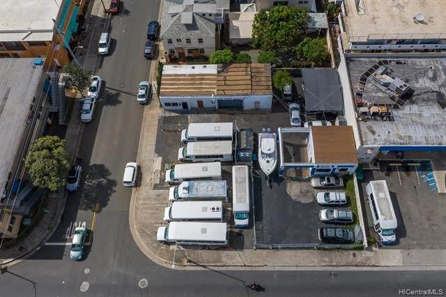 3331 Campbell Avenue, Honolulu, HI 96815 (MLS #202032732) :: Corcoran Pacific Properties