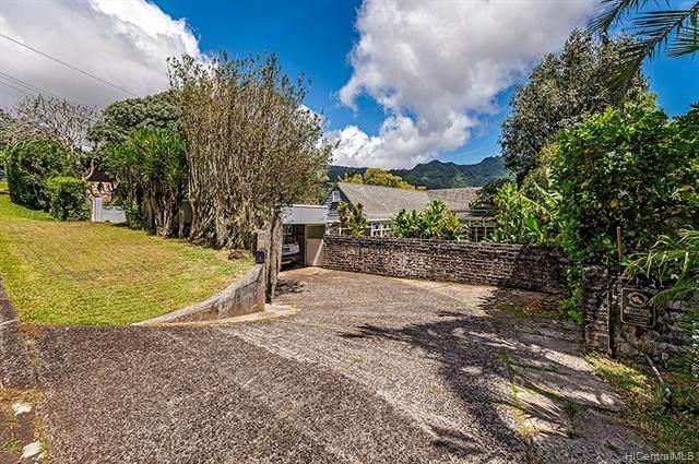 3107 Oahu Avenue, Honolulu, HI 96822 (MLS #202100011) :: Corcoran Pacific Properties
