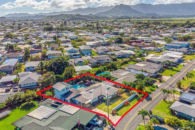 531 Kaiemi Street, Kailua, HI 96734 (MLS #202100195) :: Keller Williams Honolulu