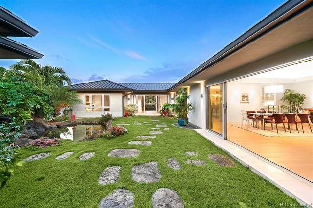 1212 Hunakai Street, Honolulu, HI 96816 (MLS #202100208) :: LUVA Real Estate