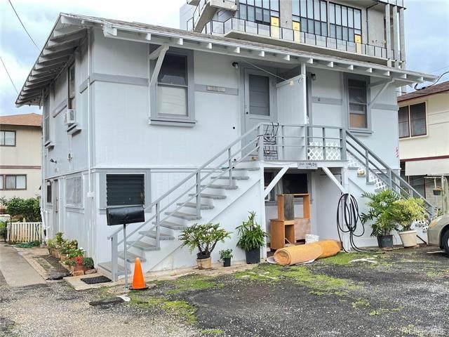 1813 Algaroba Street B1, Honolulu, HI 96826 (MLS #202100514) :: Keller Williams Honolulu