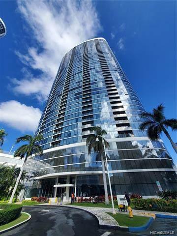 1296 Kapiolani Boulevard Ii-2802, Honolulu, HI 96814 (MLS #202100884) :: The Ihara Team