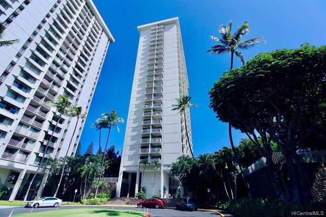 1519 Nuuanu Avenue #642, Honolulu, HI 96817 (MLS #202101020) :: Keller Williams Honolulu