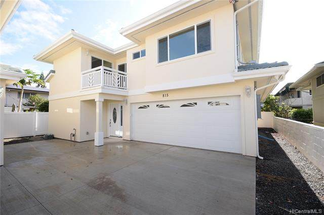 815 Lukepane Avenue, Honolulu, HI 96816 (MLS #202101049) :: Corcoran Pacific Properties