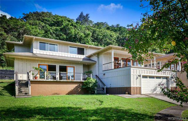 61-1000 Tutu Place, Haleiwa, HI 96712 (MLS #202101956) :: LUVA Real Estate