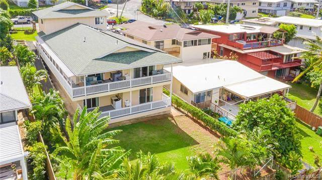 3102 Lanikaula Street, Honolulu, HI 96822 (MLS #202101967) :: Corcoran Pacific Properties