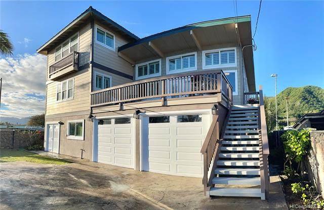 54-052 Kamehameha Highway, Hauula, HI 96717 (MLS #202102303) :: Corcoran Pacific Properties