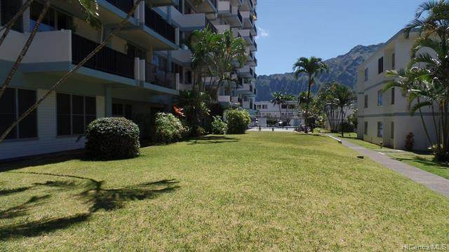 45-535 Luluku Road J5, Kaneohe, HI 96744 (MLS #202103687) :: LUVA Real Estate