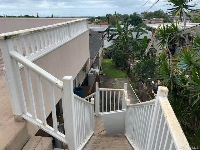 1050 Wiliki Drive, Honolulu, HI 96818 (MLS #202103719) :: LUVA Real Estate