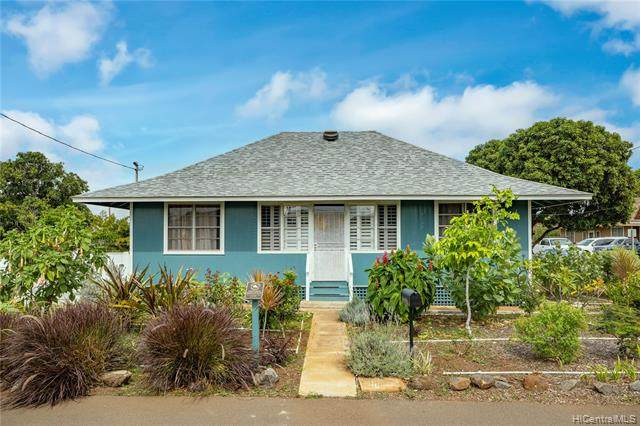 91-1667 Bond Street, Ewa Beach, HI 96706 (MLS #202104747) :: Island Life Homes