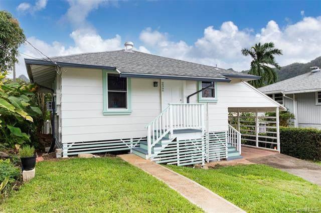 2673-A Liliha Street, Honolulu, HI 96817 (MLS #202104964) :: LUVA Real Estate