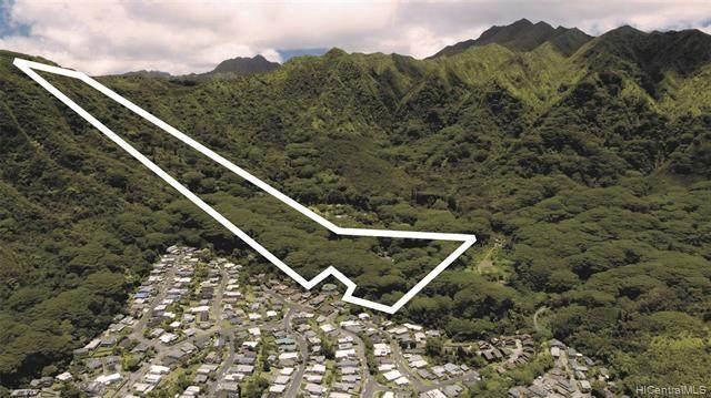 3737 Manoa Road, Honolulu, HI 96822 (MLS #202106312) :: Keller Williams Honolulu