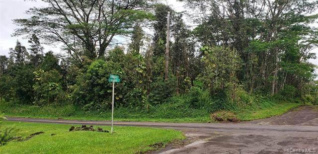 0 Hapuu Road, Pahoa, HI 96778 (MLS #202106359) :: Keller Williams Honolulu
