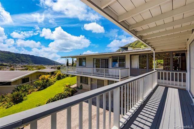 3536 Kumuwai Place, Honolulu, HI 96822 (MLS #202106393) :: LUVA Real Estate