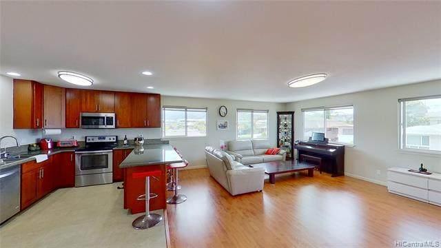 1004 6th Avenue, Honolulu, HI 96816 (MLS #202106669) :: Corcoran Pacific Properties