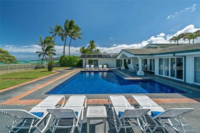 111 Kailuana Loop, Kailua, HI 96734 (MLS #202106743) :: Corcoran Pacific Properties