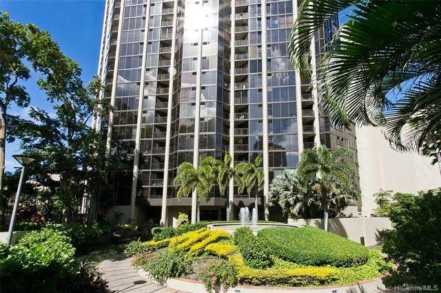 60 N Beretania Street #1704, Honolulu, HI 96817 (MLS #202106745) :: Keller Williams Honolulu