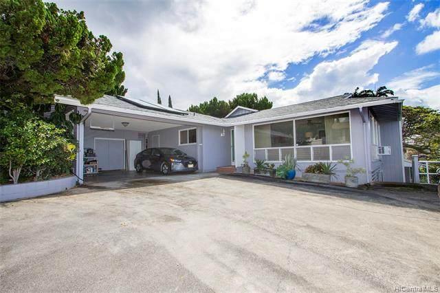 98-1469 Akaaka Street, Aiea, HI 96701 (MLS #202107112) :: Corcoran Pacific Properties